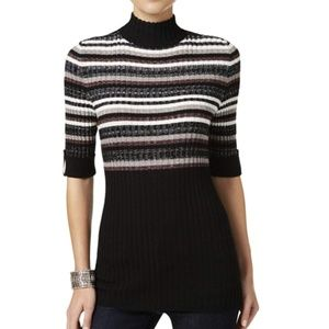 Style & Co Mock Turtleneck Pullover XL NEW